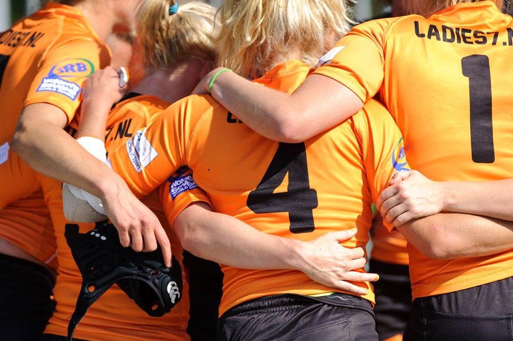 Dutch Rugby Sevens Ladies