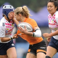 Tessa Veldhuis - Rugby Sevens International