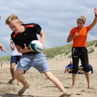 Tessa Veldhuis Clinic Docent Rugby